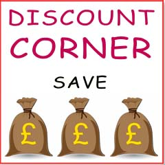 discount corner